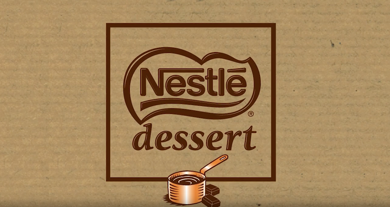 Nestlé Chocolate Praline Mousse