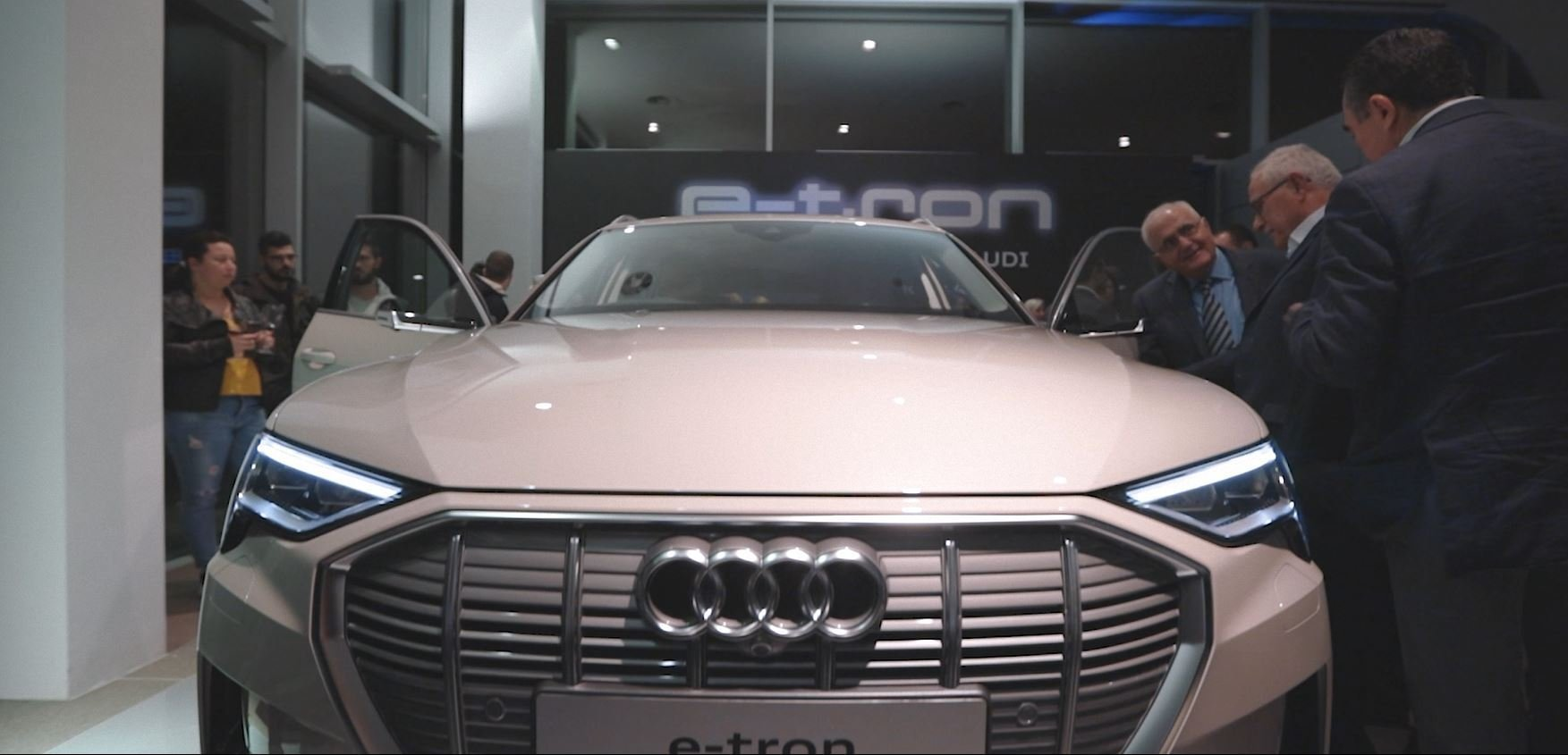 Unicars - Audi e-tron - Event Highlights Video